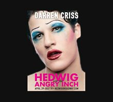 Darren Criss Hedwig and the Angry Inch Unisex T-Shirt