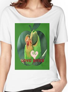 love bites Women's Relaxed Fit T-Shirt