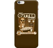 GutterBalls iPhone Case/Skin