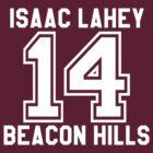 Isaac Lahey 14 shirt by heroinchains