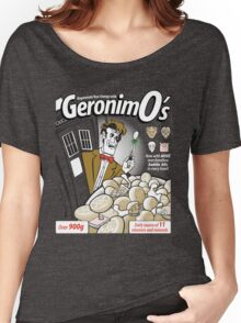 Geronimo's Women's Relaxed Fit T-Shirt