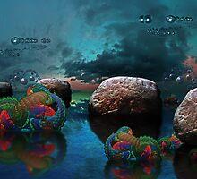 ©DA Marine Stars Landscape II by OmarHernandez