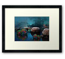 ©DA Marine Stars Landscape II Framed Print