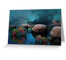 ©DA Marine Stars Landscape II Greeting Card