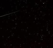 Shooting Star by Hannah Taylor