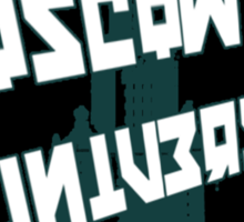 Moscow State University Sticker
