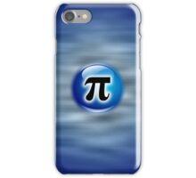 Blue PI iPhone Case/Skin
