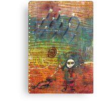 Tarot Will Teach You/ Woodland  Canvas Print