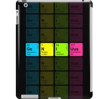Geniuus iPad Case/Skin