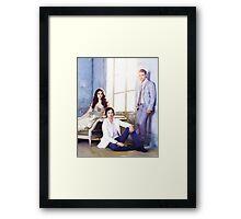 TVD Framed Print