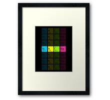 Geniuus Framed Print