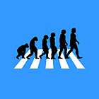 Ped Xing Evolution by jebez-kali
