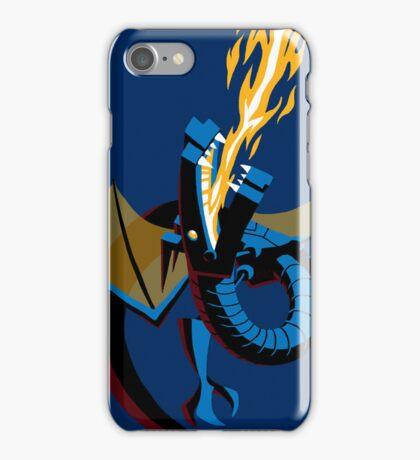 Robotic Dragon iPhone Case/Skin