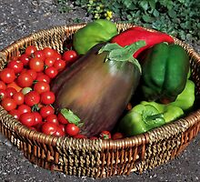 A Bountiful Basket by heatherfriedman