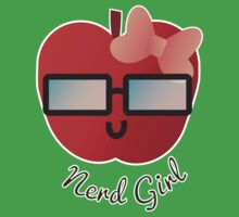 nerd girl. by tifferloo