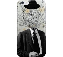 mr wheels-in-motion iPhone Case/Skin