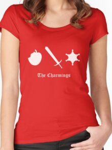 The Charmings Women's Fitted Scoop T-Shirt