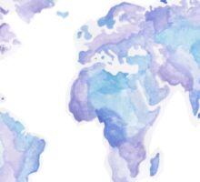 World Map 2 Sticker