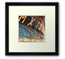Camaret - MX 19 Framed Print