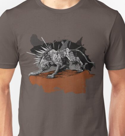 A Warrior's Tear Unisex T-Shirt