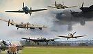 Spirit of Bomber Command by Nigel Bangert