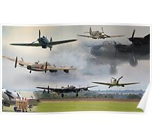 Spirit of Bomber Command Poster