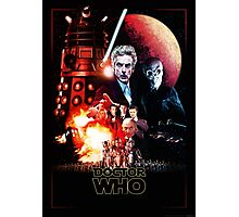 Doctor Who meets Star Wars Photographic Print