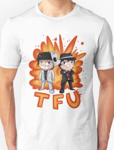 Team Force Update's T-Shirt & Stickers (2D Art) Unisex T-Shirt