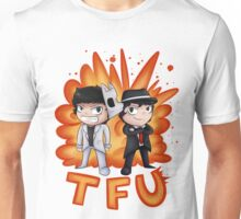 Team Force Update's T-Shirt & Stickers (2D Art) Unisex T-Shirt