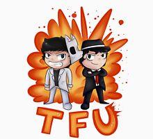 Team Force Update's T-Shirt & Stickers (2D Art) T-Shirt