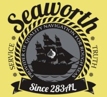 Seaworth Navigation Kids Clothes