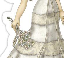 Lace Bride II Sticker