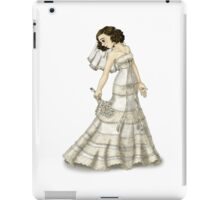 Lace Bride II iPad Case/Skin