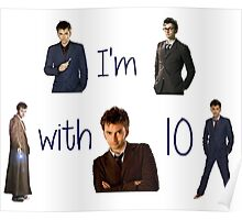 Doctor who- 10th doctor  Poster