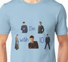 Doctor who- 10th doctor  Unisex T-Shirt