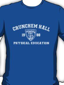 Crunchem Hall Phys Ed shirt T-Shirt
