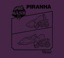 VENOM - Piranha Unisex T-Shirt