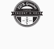 Vincent H. Kolb Promo Design- Black Mens V-Neck T-Shirt
