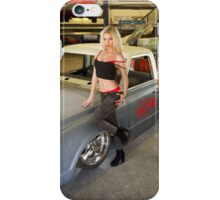 Kahli Winters @ The Chop Shop - iPhone Case iPhone Case/Skin