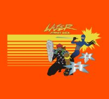 Lazer Strikes Back by repitorio