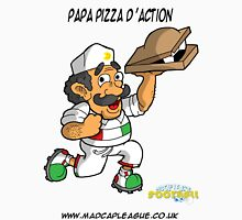 Pappa Pizza D'Action Unisex T-Shirt