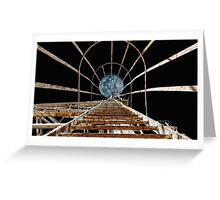 Tuttle's Ladder Greeting Card