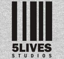 5 Lives Studios Black Kids Clothes