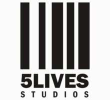 5 Lives Studios Black Kids Clothes