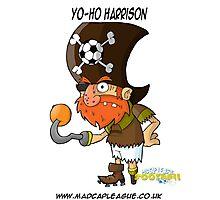 Yo-Ho Harrison Photographic Print