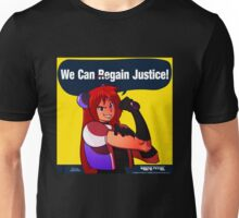 We Can Regain Justice! Unisex T-Shirt