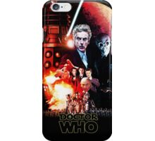Doctor Who meets Star Wars iPhone Case/Skin