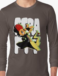 #560 Scrafty Long Sleeve T-Shirt