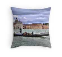 ..clouds over Venice.....[FEATURED] Throw Pillow