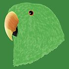 Amazon Eclectus [Male] [Prints] by DanielBevis